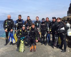 PADI Open Water Referral Course