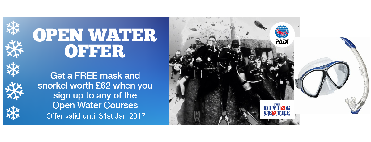 Open Water Course Xmas offer