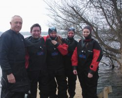 PADI Dry Suit Speciality