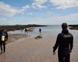 PADI Search & Recovery Course