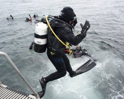 Continue Diving
