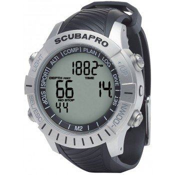 Scubapro M2 Dive Watch W/Trans and HR Monitor