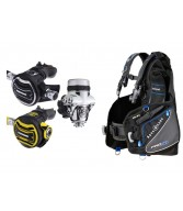 Aqua Lung Pro HD and Apeks XTX200 Package