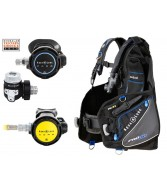 Aqua Lung Core Regs Pro HD BCD Package