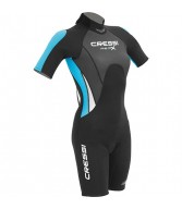 Cressi Ladys Med X 2.5mm Shortie