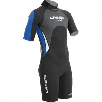 Cressi Mens Med X 2.5mm Shortie
