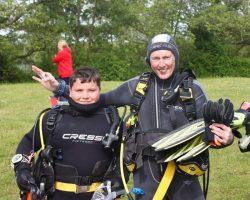 PADI JR Open Water
